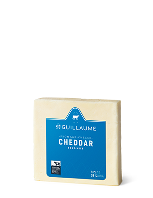 Cheddar doux bloc de 90 g