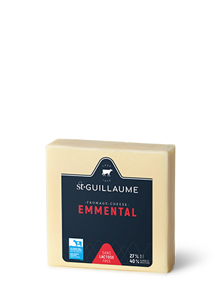 Fromage Emmental bloc de 200 g