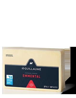 Fromage Emmental bloc de 750 g