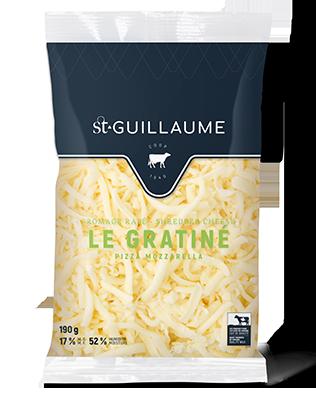 Fromage le Gratiné râpé format de 190 g