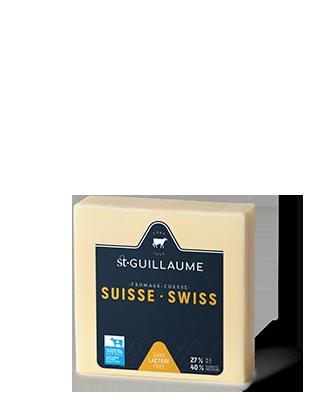 Fromage suisse en bloc de 200 g