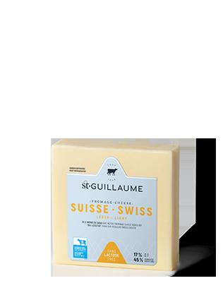 Fromage suisse léger bloc de 200 g