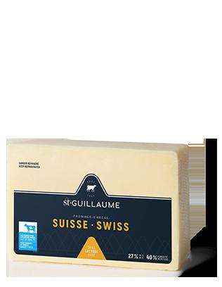 Fromage suisse en bloc de 750 g