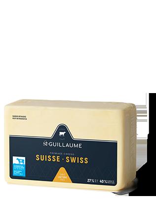 Fromage suisse en bloc de 900 g