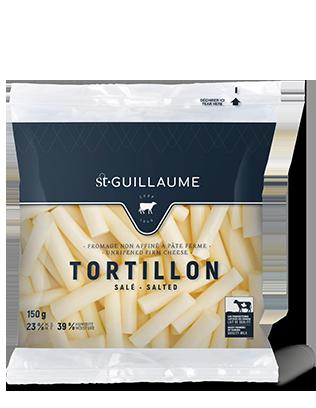 Tortillon au BBQ en sachet format de 150 g