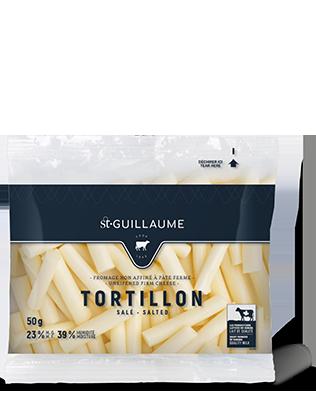 Tortillon au BBQ en sachet format de 50 g