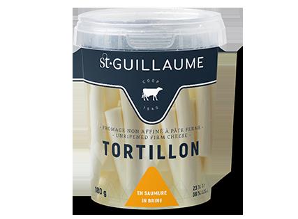 Tortillon en pot