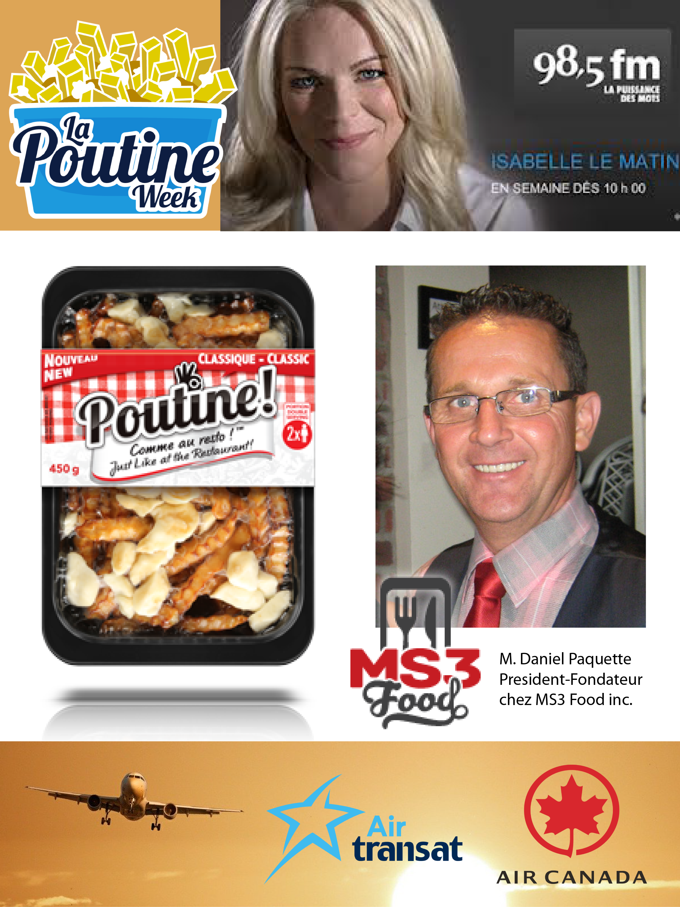 Poutine Week 2020 - MS3 Food