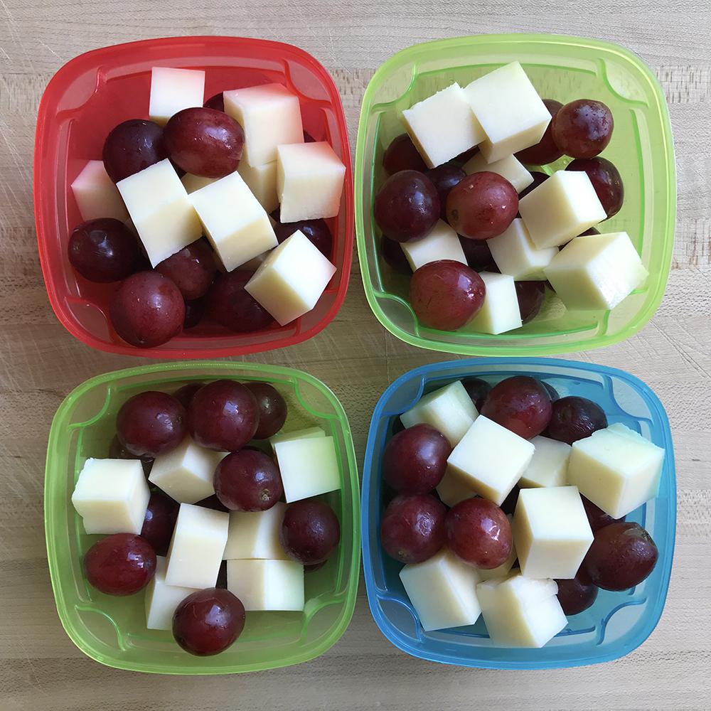 Une rentrée scolaire simplifiée grâce aux fromages St-Guillaume