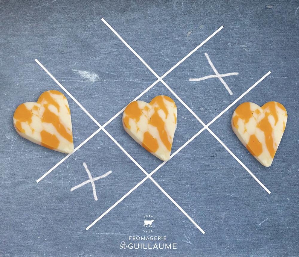 Le bonheur est dans le fromage
